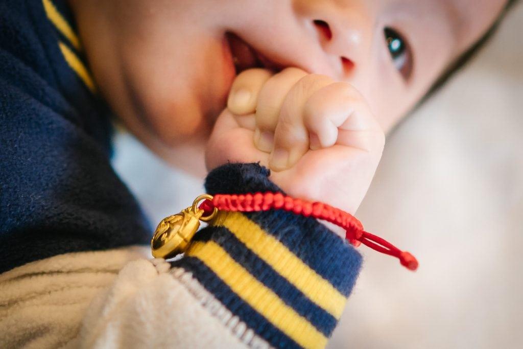 Familienfotograf Lörrach Freiburg Baby Armband